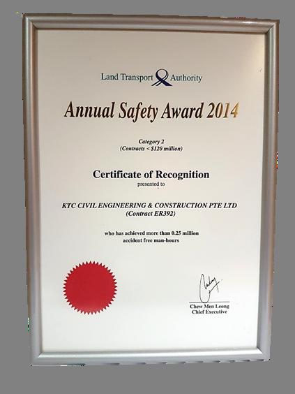 awards accreditations ktc group